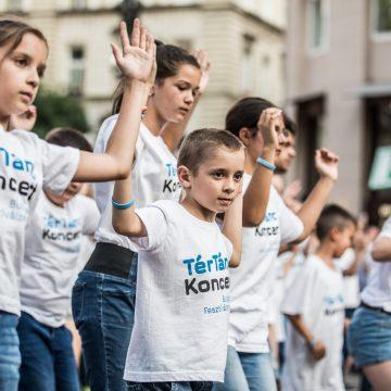 TérTáncKoncert 2018